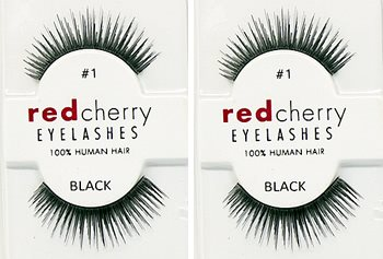 Red Cherry Lashes #01 - BOGO (Buy 1, Get 1 Free Deal)