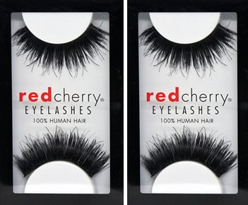 Red Cherry Lashes #102 - BOGO (Buy 1, Get 1 Free Deal)