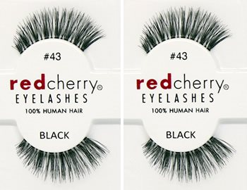 Red Cherry Lashes #43 - BOGO (Buy 1, Get 1 Free Deal)