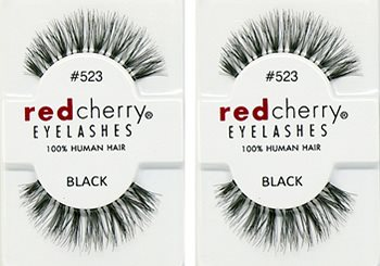 Red Cherry Lashes #523 - BOGO (Buy 1, Get 1 Free Deal)