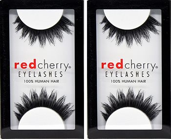 Red Cherry Lashes #605 - BOGO (Buy 1, Get 1 Free Deal)