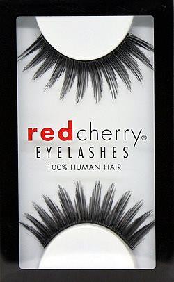 Red Cherry Lashes #61 (TINA)