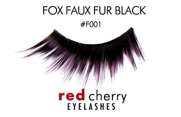 Red Cherry Lashes F001