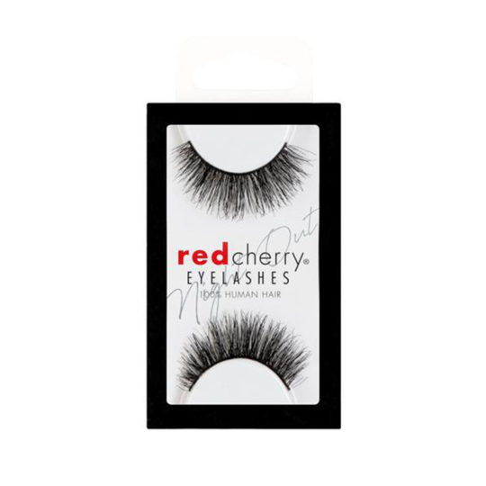 Red Cherry Lashes THE MONROE