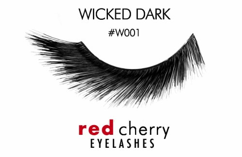 Red Cherry Lashes W001