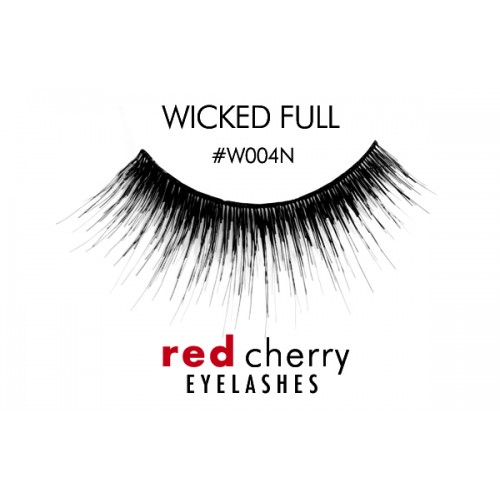 Red Cherry Lashes W004N