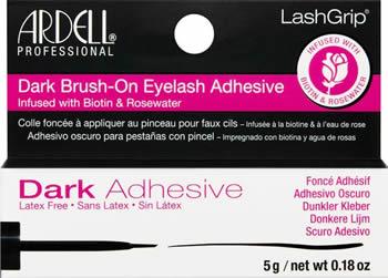 Ardell LashGrip Biotin & Rosewater Strip Adhesive Dark