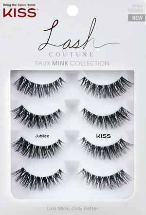 KISS Lash Couture Faux Mink Multi 03 - Jubilee (KLCM03)