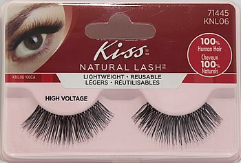 KISS Natural Lash - High Voltage (KNL06)
