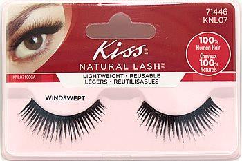 KISS Natural Lash - Windswept (KNL07)