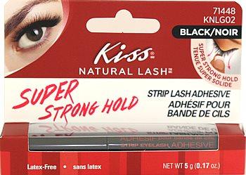 KISS Strong Hold Lash Adhesive Black (KNLG02)