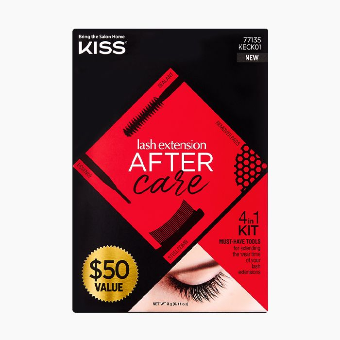 KISS Lash Extension After Care Kit (KECK01)