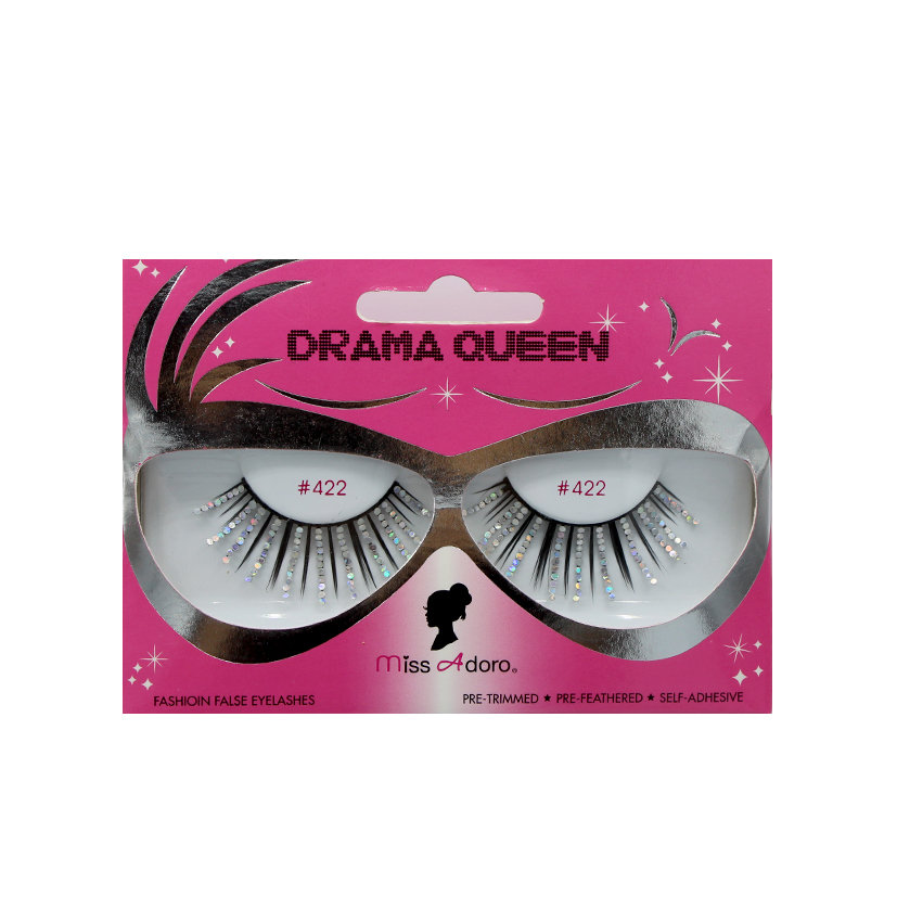 Miss Adoro Drama Queen False Lashes #422