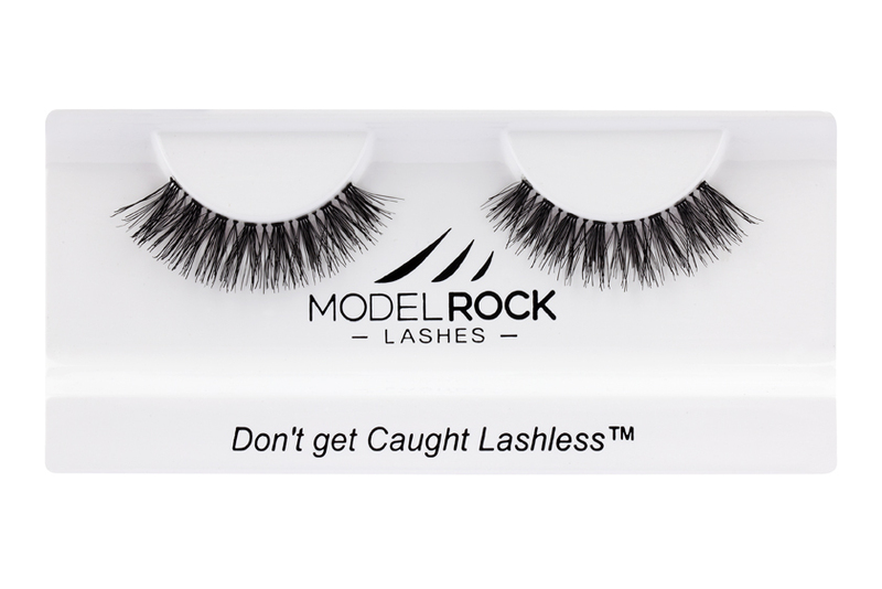 ModelRock Signature Range Lashes - Fiercely Amplified