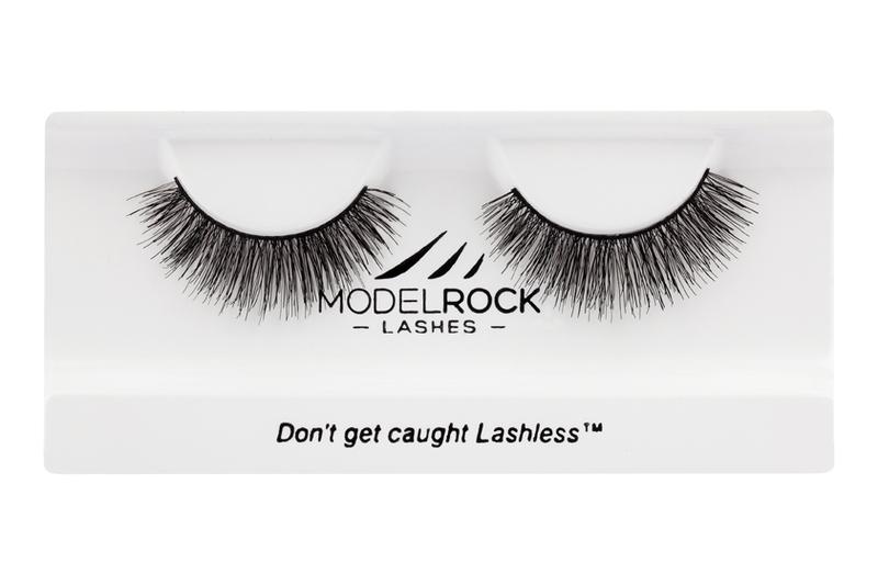 ModelRock Signature Range Lashes - Iconic Bombshell - Double layered Lashes