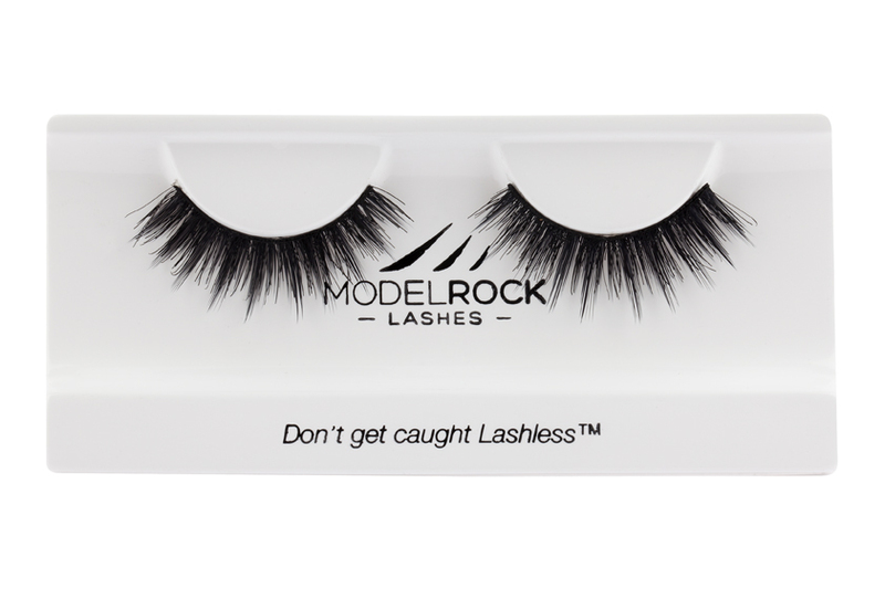 ModelRock Signature Range Lashes - Miss Chicago - Double Layered Lashes