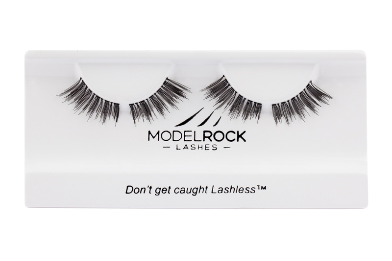 ModelRock Signature Range Lashes - Miss EDGY twin pk