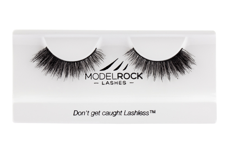 ModelRock Signature Range Lashes - Miss Milan - Double Layered Lashes
