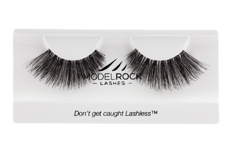 ModelRock Signature Range Lashes - Ophelia - Double Layered Lashes