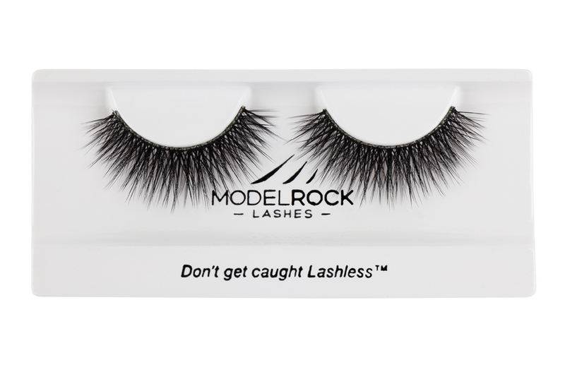 ModelRock Signature Range Lashes - Smokey Velvet 'EXTREME' - Double Layered Lashes