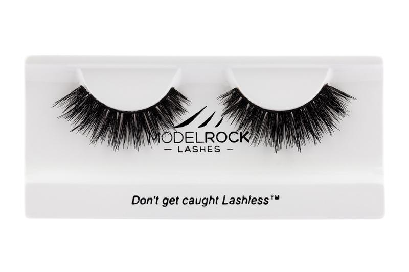 ModelRock Signature Range Lashes - Vampirella - Double Layered lashes