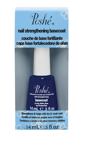 Poshe Nail-Strengthening Treatment Base Coat