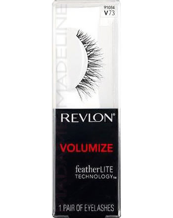 z.Revlon featherLITE VOLUMIZE V73 Eyelashes (91084)