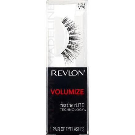 z.Revlon featherLITE VOLUMIZE V75 Eyelashes (91085)
