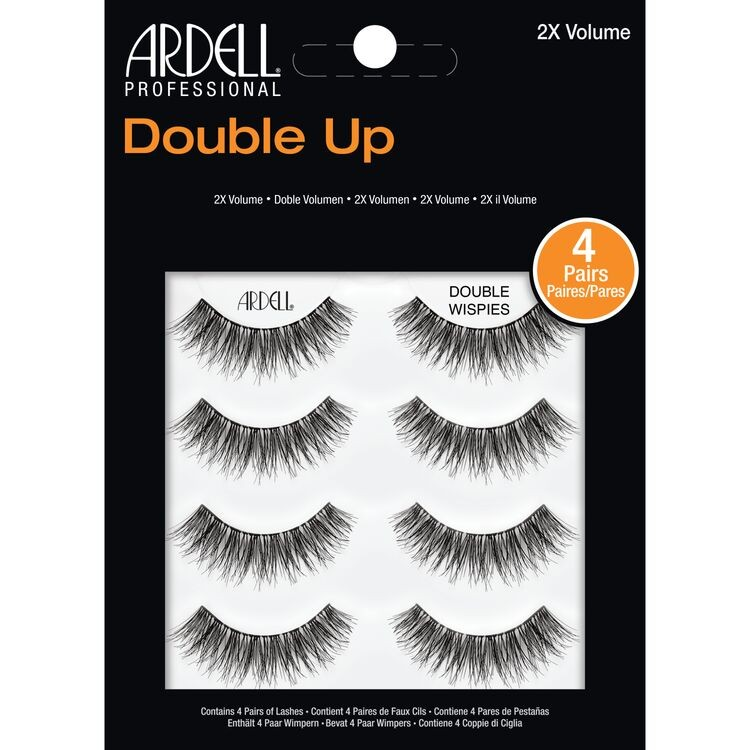 Ardell Double Up 4 Pack Wispies (41913)