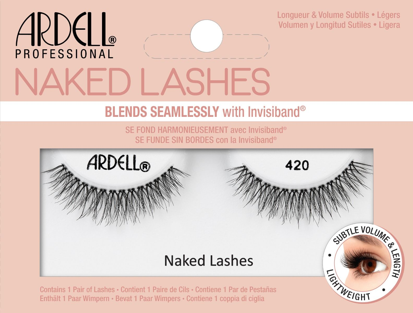 Ardell Naked Lashes 420 (NT-79)
