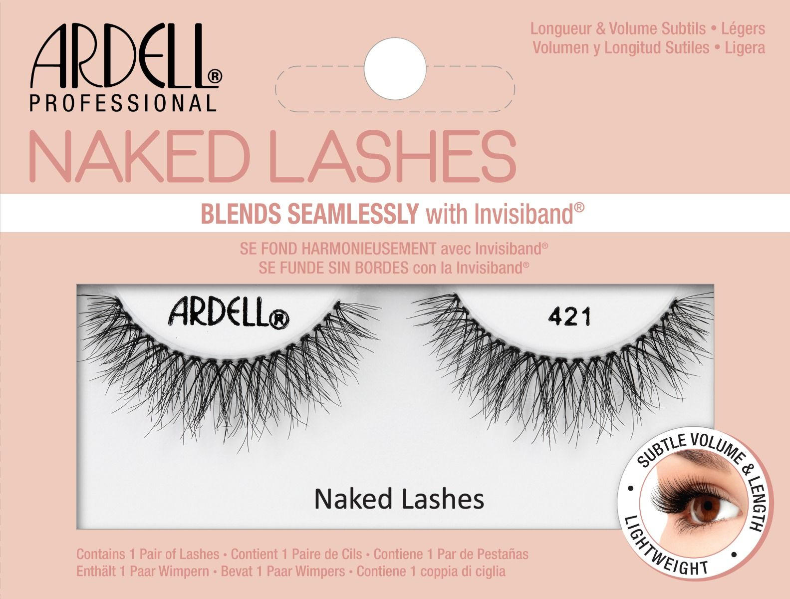 Ardell Naked Lashes 421 (NT-86)