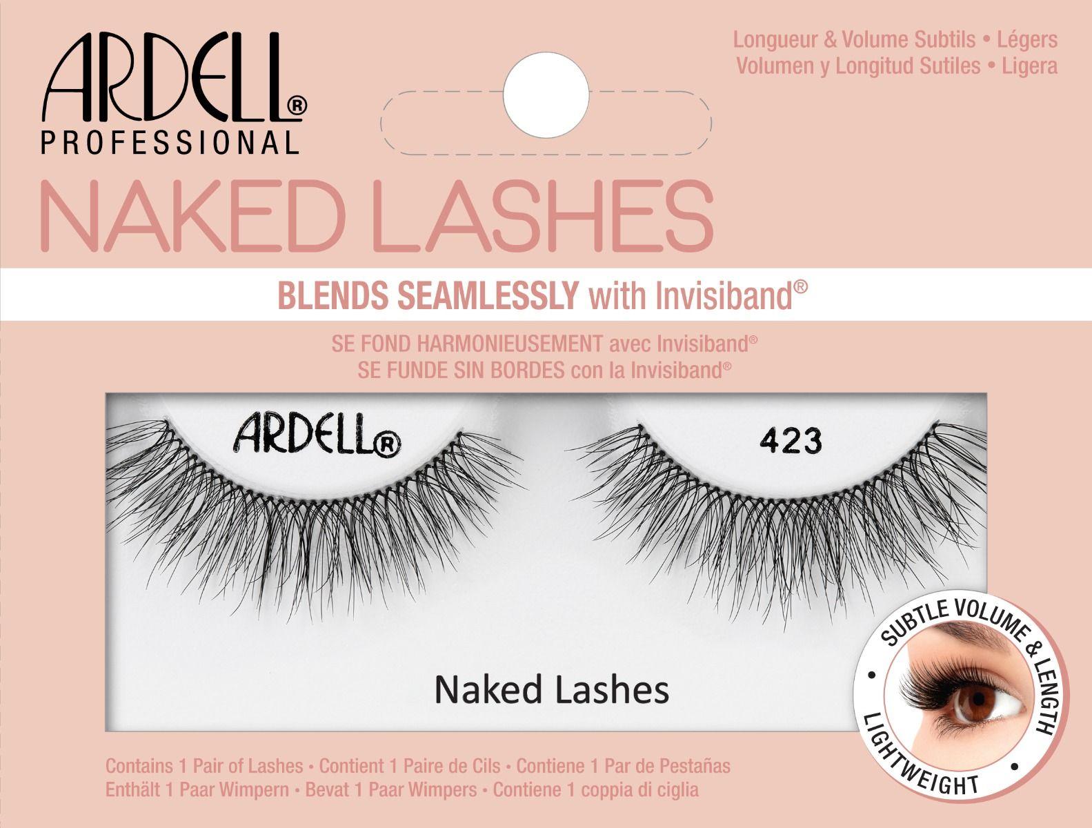 Ardell Naked Lashes 423 (MV-08)