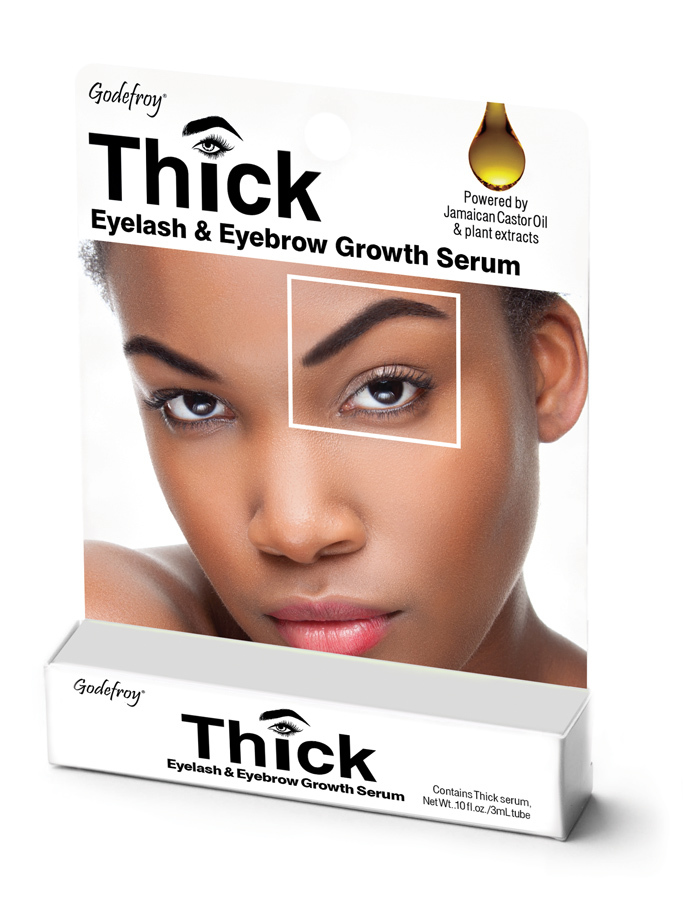 Godefroy THICK - Lashes and Brows Serum