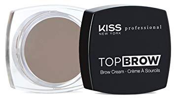 Kiss NY Pro Top Brow Cream  - Taupe