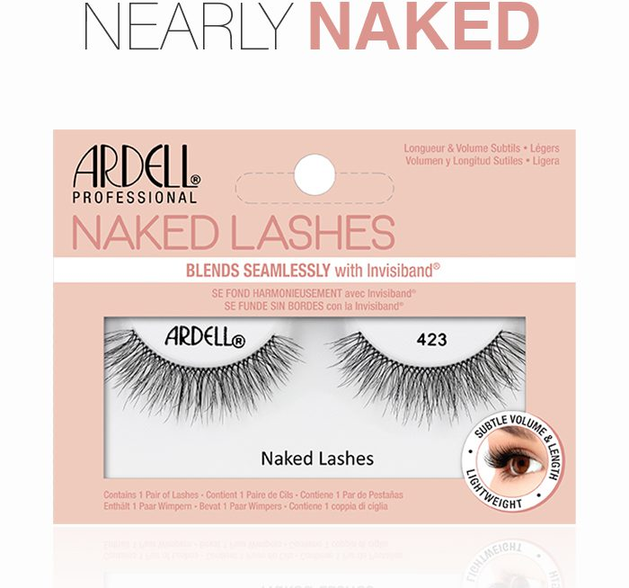 ardell naked lashes at madame madeline fake eyelashes