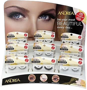 Andrea Lash 15pc Display (69134)