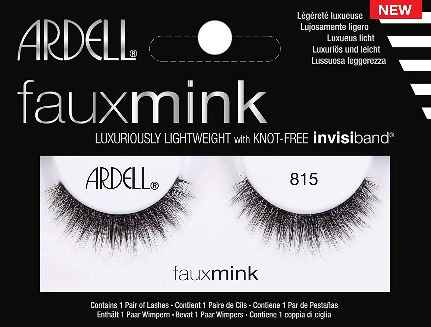 Ardell Faux Mink Lashes #815