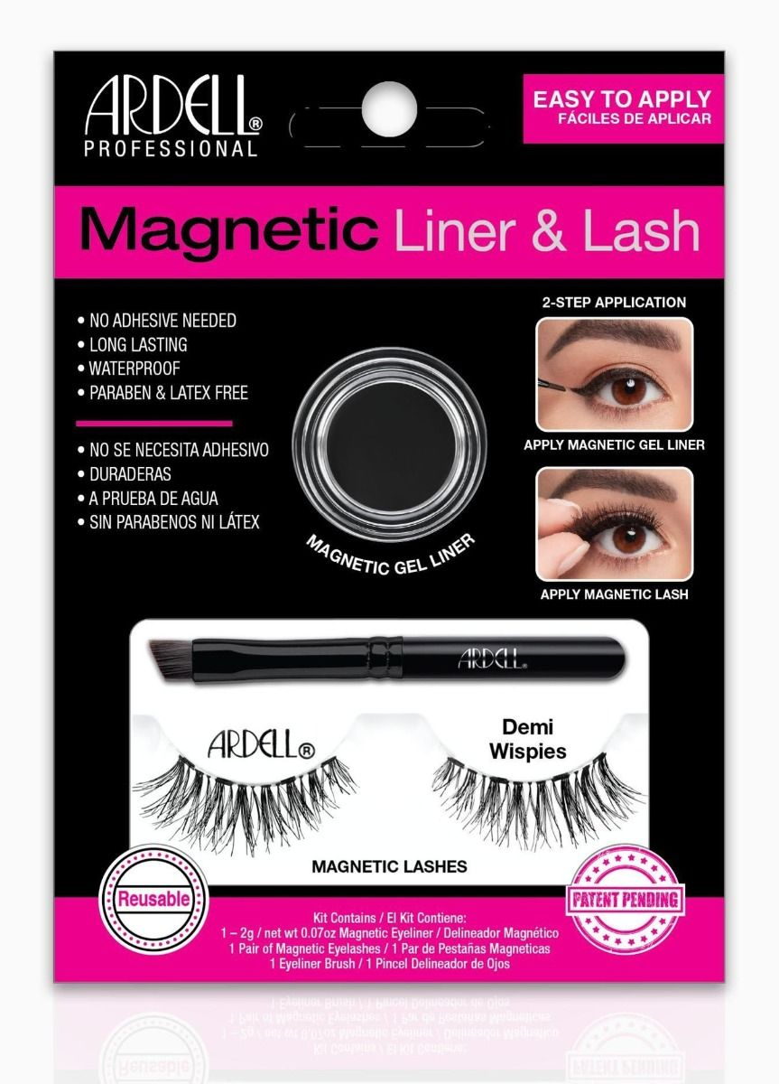 Ardell Magnetic Liner & Lash - Demi Wispies (36851)