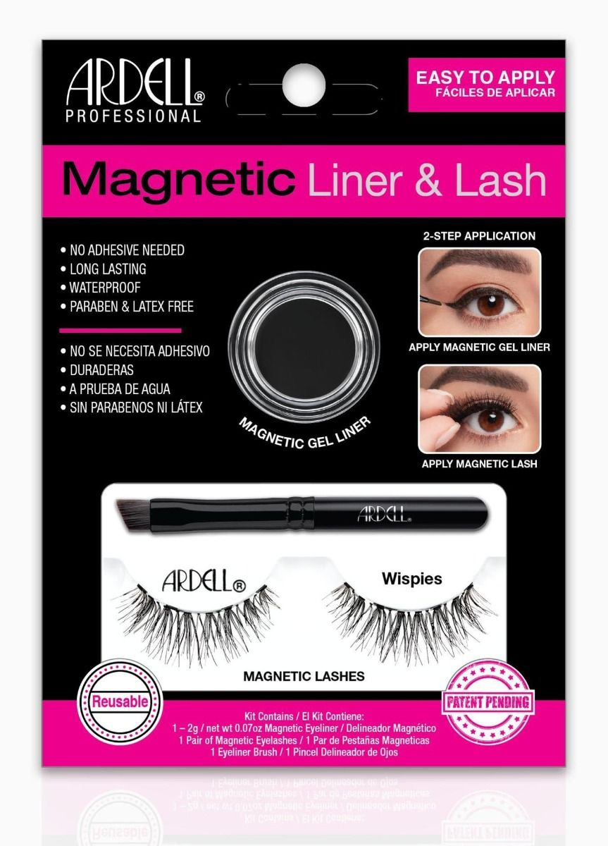Ardell Magnetic Liner & Lash - Wispies (36850)
