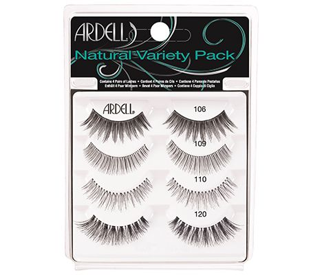 Ardell Natural Variety 4-pairs Multipack (60165)