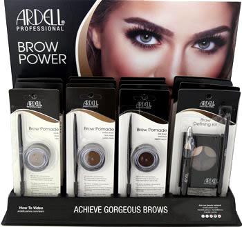 Ardell Professional 16pc Brow Display (26568)