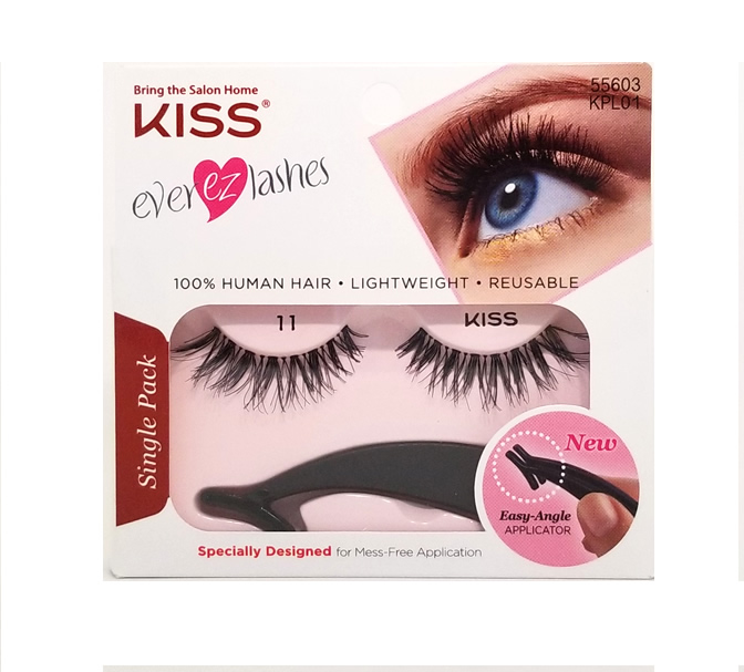 KISS EVER-EZ Premium Lashes 11