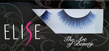Elise Faux Eyelashes #022
