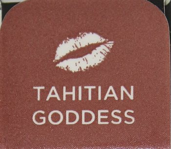 MODELROCK Mega Modern Metals Liquid Lipstick TAHITIAN GODDESS