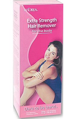 Andrea Extra Strength Hair Remover for the Body