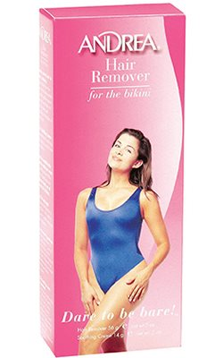 z.Andrea Hair Remover for the Bikini