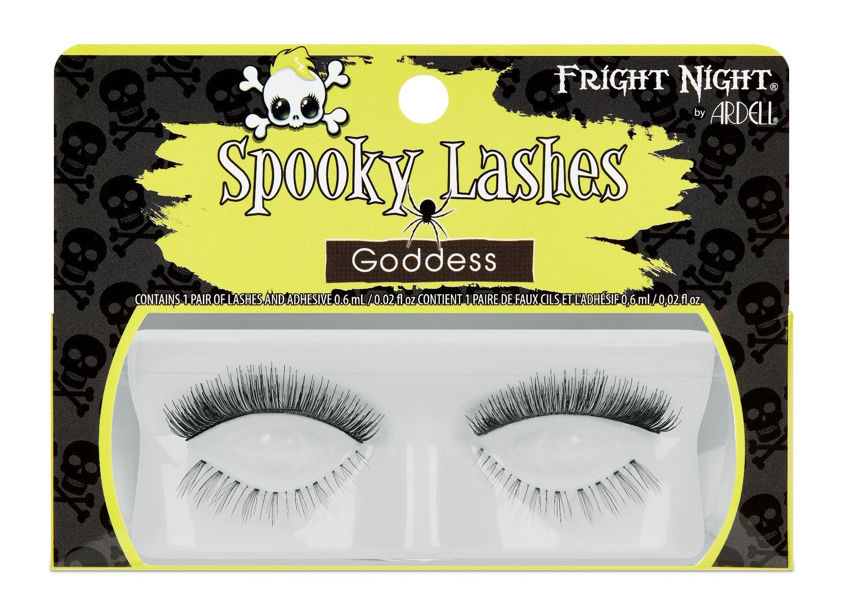 Ardell Fright Night Spooky Lashes - GODDESS