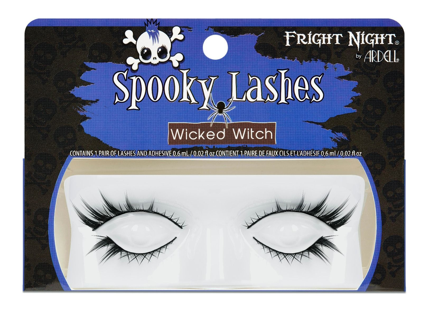 Ardell Fright Night Spooky Lashes - WICKED WITCH