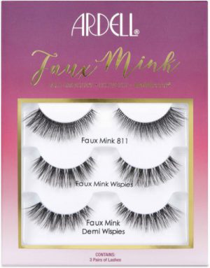 Ardell Lash Faux Mink 3 Pairs Gift Pack