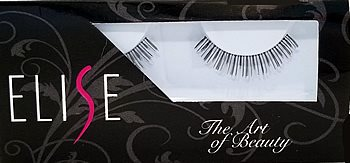 Elise Faux Eyelashes #519
